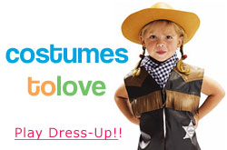 Dress-Up and Costumes from Toys To Love