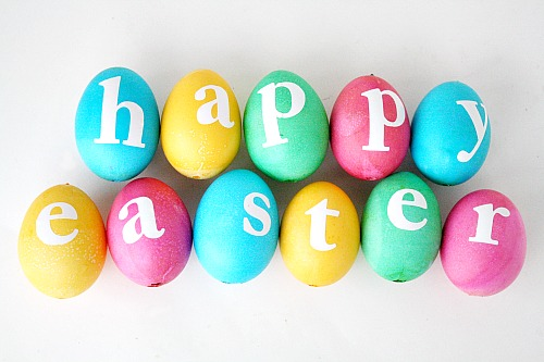 Happy Easter from Toys to Love